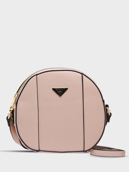Повседневная сумка - розовая Pepemoll