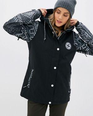Черная куртка горнолыжная Dc Shoes