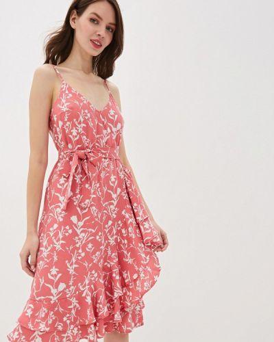 Платье розовое платье-сарафан Top Secret
