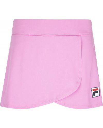 Теннисная юбка - розовая Fila