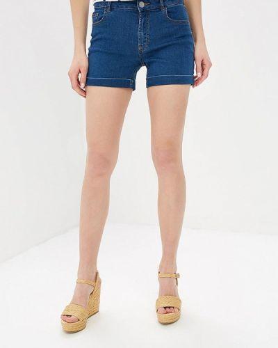 Джинсовые шорты синий Dorothy Perkins