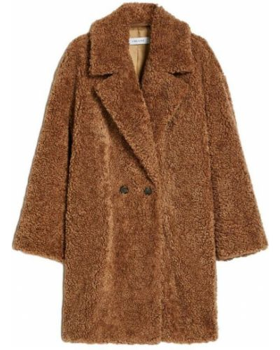 Brązowy płaszcz Iblues