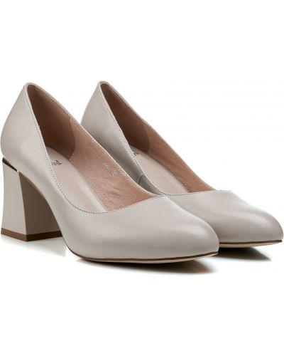 Туфли - бежевые Sufinna