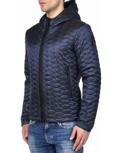 Куртка милитари - синяя Bomboogie