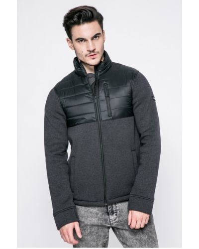 Утепленная куртка стеганая прямая Bench