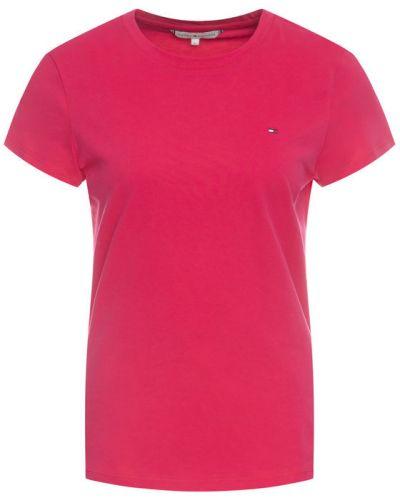 Klasyczna koszula, różowy Tommy Hilfiger