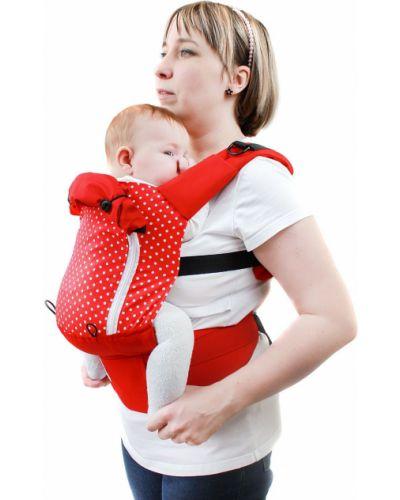 Мягкий текстильный брендовый рюкзак Slingme