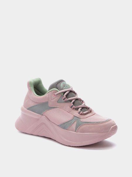 Кроссовки - розовые Grunberg