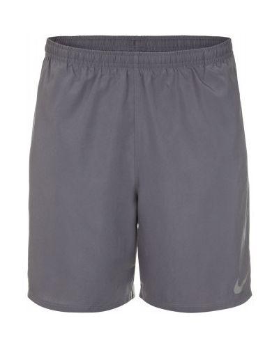 Спортивные шорты для бега прямые Nike