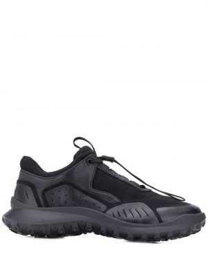 Черные кроссовки на пуговицах Camper Lab