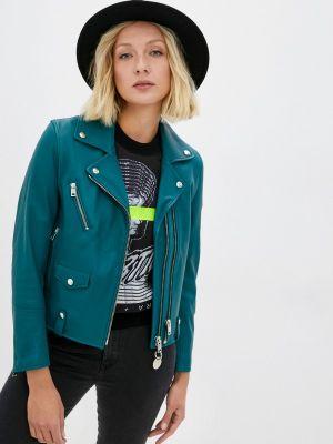 Зеленая турецкая куртка Diesel