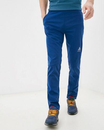 Синие спортивные брюки Odlo