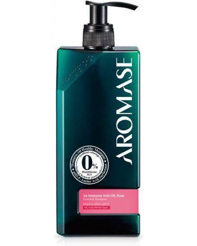 Шампунь для волос кожаный очищающий Aromase