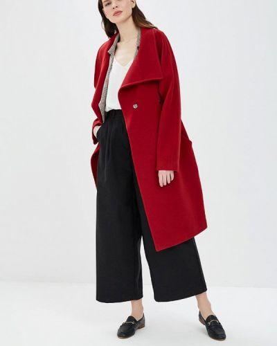 Красное пальто демисезонное La Reine Blanche