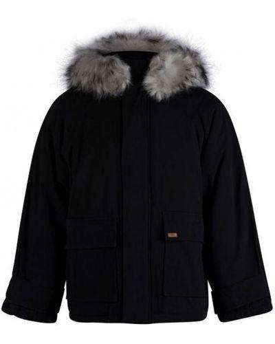 Куртка из искусственного меха - черная Lee Cooper