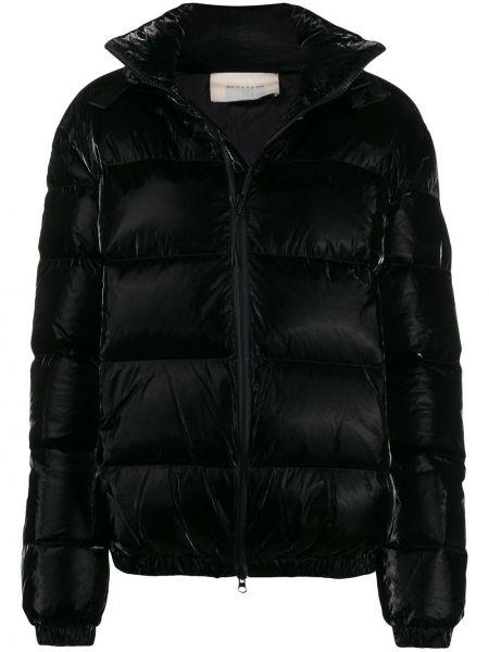 Черная длинная куртка с манжетами 1017 Alyx 9sm