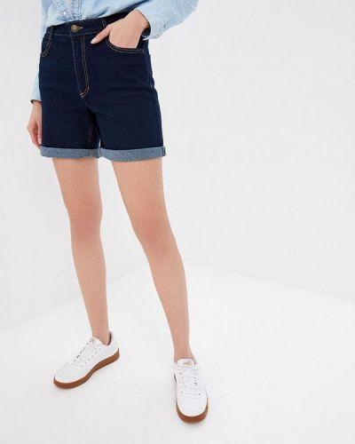 Джинсовые шорты синий Marks & Spencer