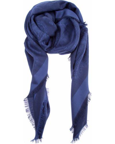 Платок шерстяной шелковый Etro