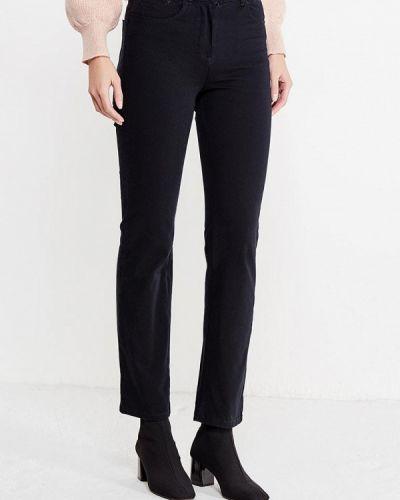 Прямые джинсы черные Marks & Spencer