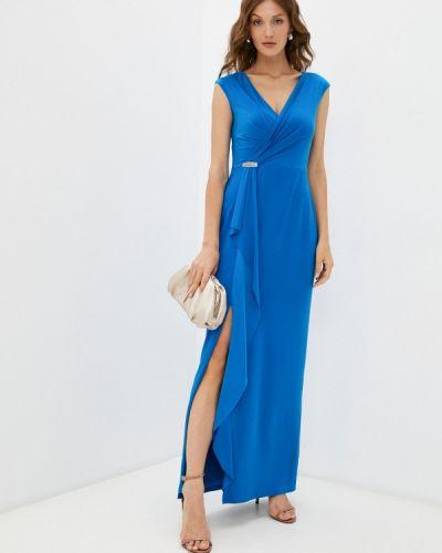 Вечернее платье - голубое Lauren Ralph Lauren