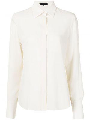 Biała klasyczna bluzka Barbara Bui