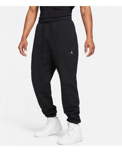 Черные брюки металлические Jordan