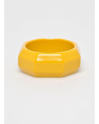 Браслет с янтарем желтый Medicine
