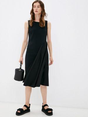 Повседневное платье - черное Bikkembergs