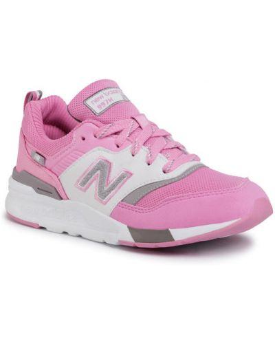 Sneakersy, różowy New Balance