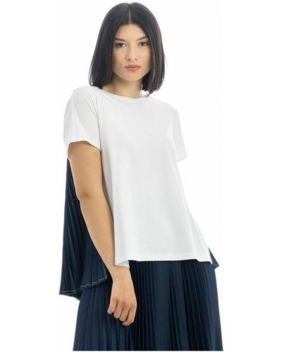 Biały t-shirt Beatrice B