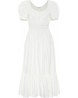 Летнее платье из поплина Ulla Johnson
