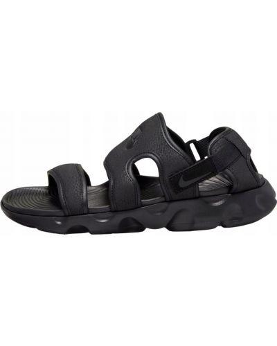 Sandały sportowe - czarne Nike