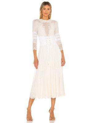 Sukienka z siateczką Hah