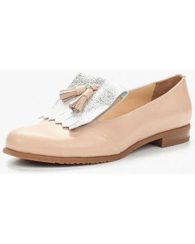 Бежевые туфли Dali