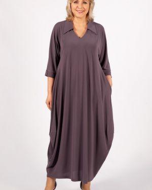 Платье в стиле бохо с V-образным вырезом милада