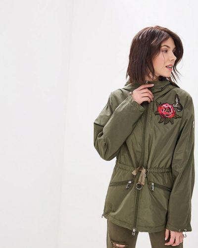 Куртка - зеленая Odri Mio
