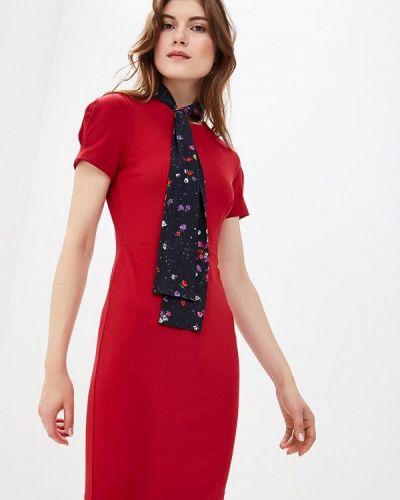 Платье прямое осеннее Blugirl Folies