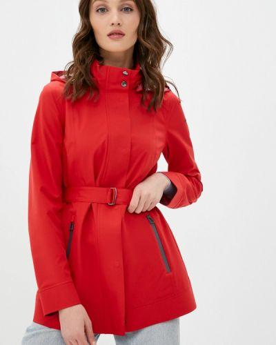 Облегченная красная куртка Geox
