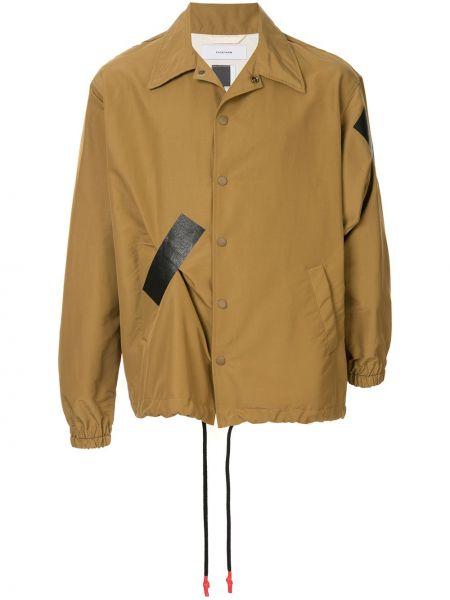 Нейлоновая куртка Facetasm