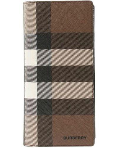 Portfel skórzany Burberry
