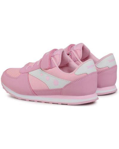 Różowe sneakersy Sprandi