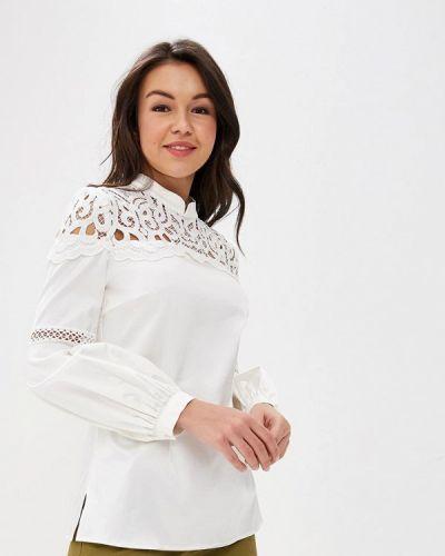 Блузка кружевная белая Ksenia Knyazeva
