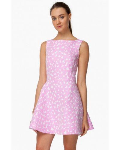 Платье весеннее розовое Nai Lu-na By Anastasia Ivanova