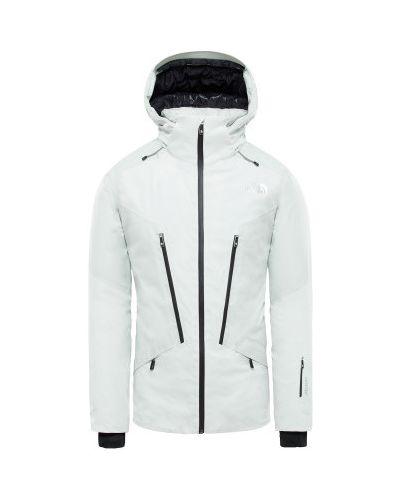 Спортивная куртка с капюшоном пуховая The North Face