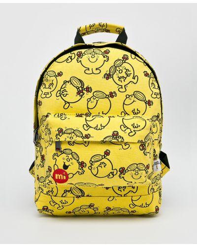 Желтый рюкзак Mi-pac