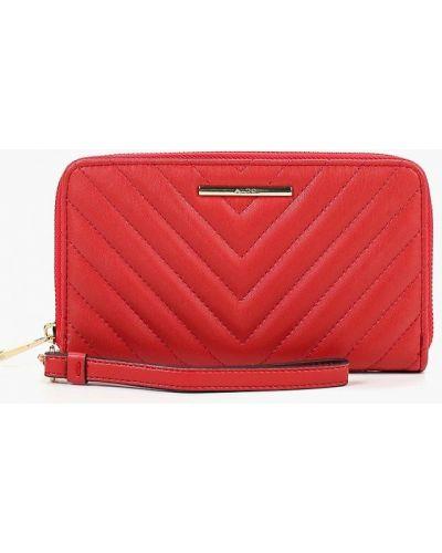 Красный кошелек Aldo