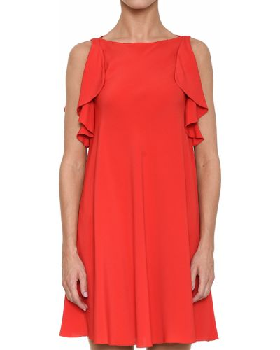 Платье шелковое весеннее Red Valentino