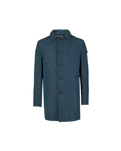 Куртка демисезонная синяя Strellson