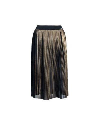 Плиссированная юбка миди Liu Jo