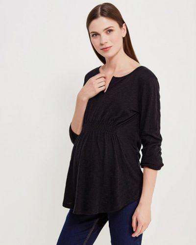 Блузка для беременных черная Gap Maternity